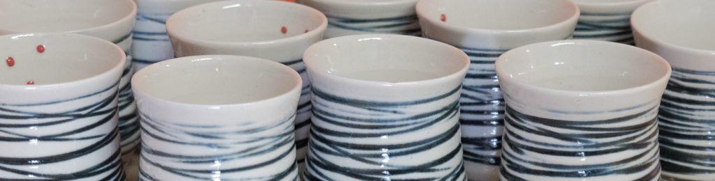 petit bol sans anse en porcelaine