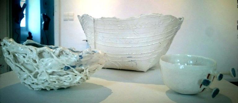 contenant porcelaine