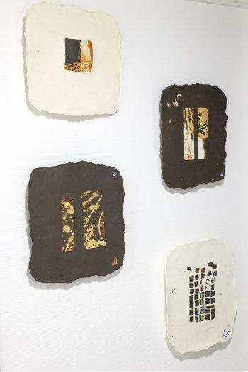 Le mercredi 19 Décembre exposition d'Art à la maison de la vallée de Luz !!!